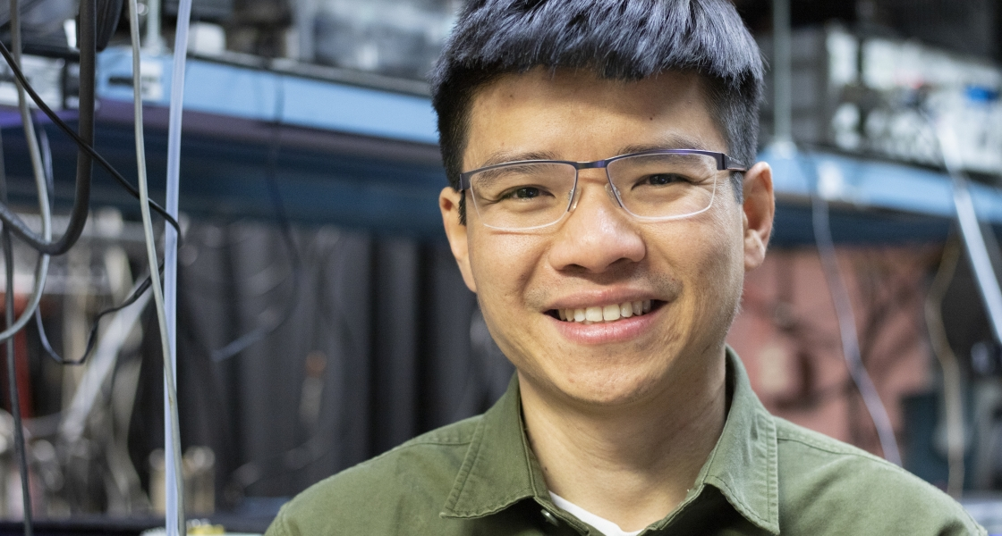 portrait of Thinh Bui postdoc