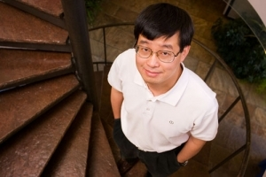Photograph of Jun Ye 2008.