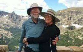 Photo of John Irvin Castor and wife Melissa